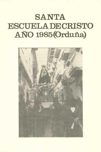 Azala. Programa: 1985. urtea.