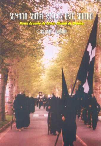 Portada Programa Año 2005