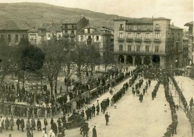 19XX / Domingo de Ramos - Bendición de Palmas y Procesión