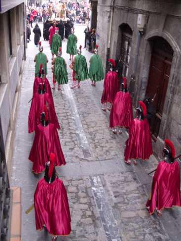 2012 / Jueves Santo - Procesión de la Santa Cena y Oleos
