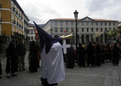 Viernes Santo - Procesión de los Pregones: Toque de Bocinas