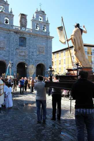 Domingo de Resurrección - Procesión del Encuentro