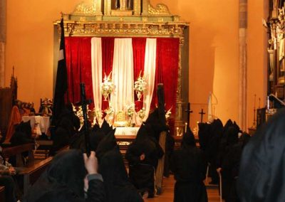 Viernes Santo - Procesión de la Cruz