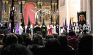 Santa escuela de Cristo, procesiones, Semana Santa, Orduña