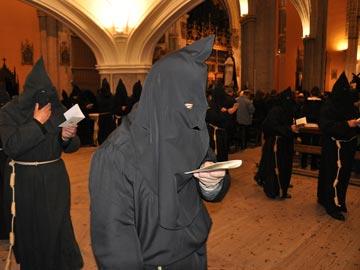 Viernes Santo - Calvario y Vía Crucis