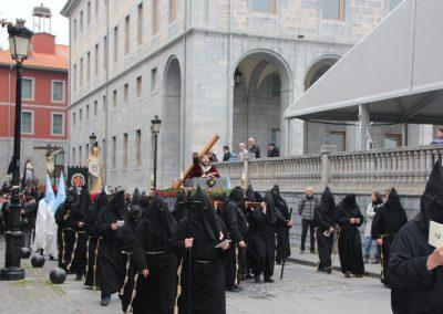 Viernes Santo - Procesión del Calvario y Vía Crucis