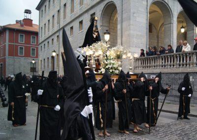 Viernes Santo - Procesión del Santo Entierro y Lignum Crucis