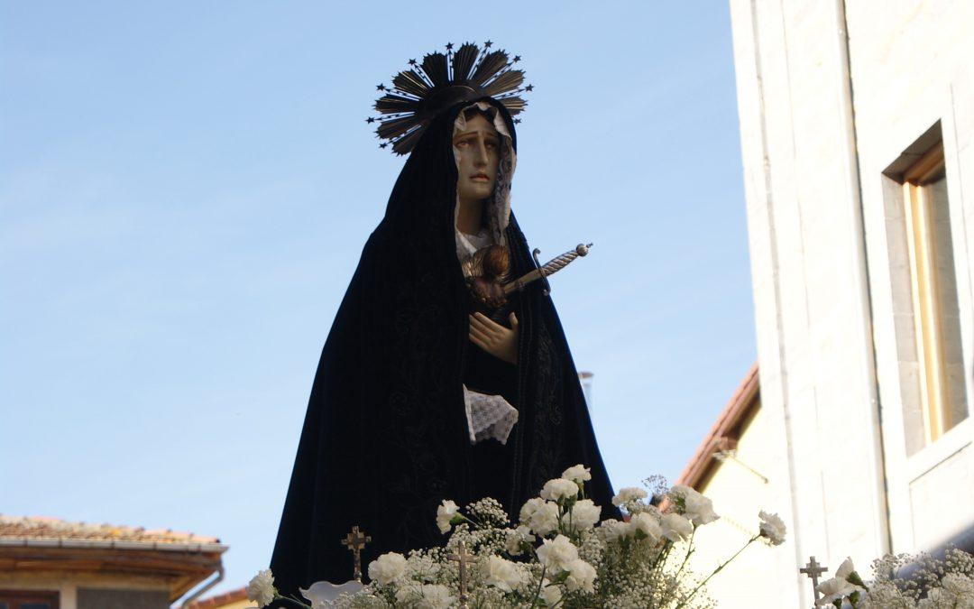 Novena Ntra. Sra. de los Dolores (17 Marzo – 25 Marzo)