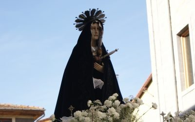 Novena Ntra. Sra. de los Dolores (25 Marzo – 2 Abril)