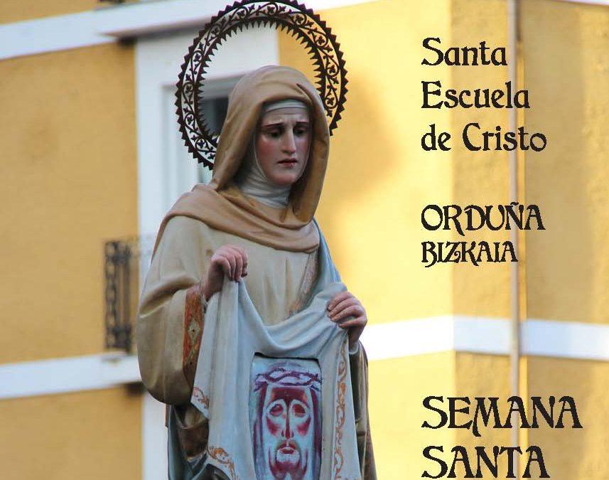 Programa Semana Santa 2019. Celebraciones y Procesiones.