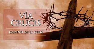 REZO DEL VÍA CRUCIS – Viernes 20 de Marzo