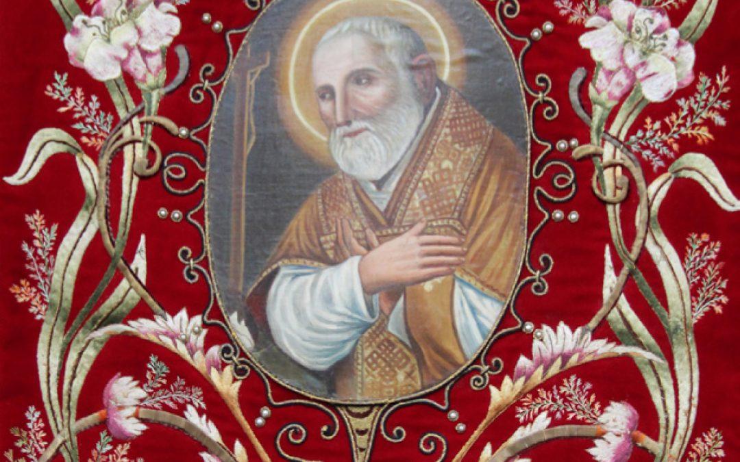 NOVENA A SAN FELIPE NERI – Patrono de la Santa Escuela de Cristo